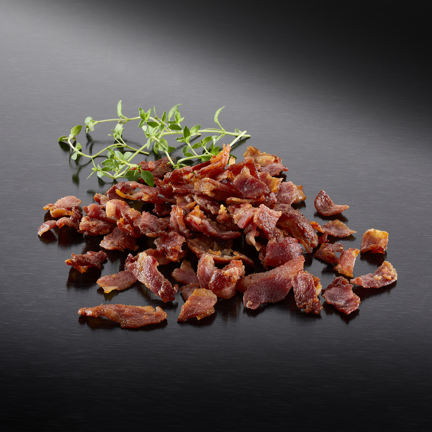 Fully Cooked Bacon Flakes